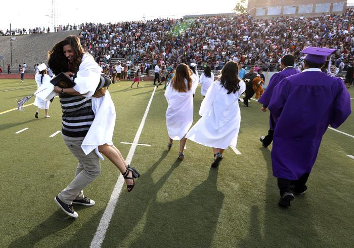 Pasco 2014 graduation