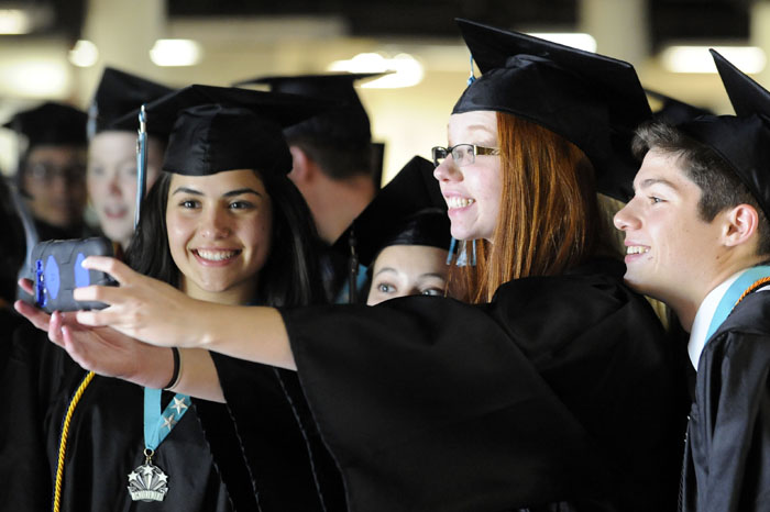 Delta 2014 graduation