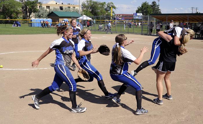 1A state softball