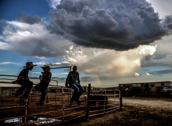 Scenes from the 46th Annual Winner Elks Rodeo on Saturday at the Tripp County Fairgrounds in Winner. (Matt Gade/Republic)