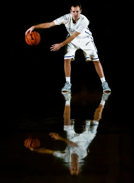 Dakota Wesleyan senior Trae Bergh is the Tigers leading scorer averaging over 23 points per game. (Matt Gade/Republic)