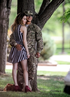 Friends, family and supports came out as the 155th Engineer Company was welcomed home on Saturday, July 2 during a welcome home ceremony held at the Rushmore Plaza Civic Center in Rapid City. The 155th spent the past 11 months on a mission in Kuwait.